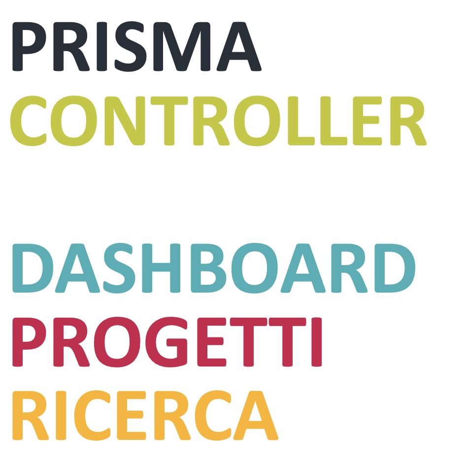 Dashboard Progetti Ricerca